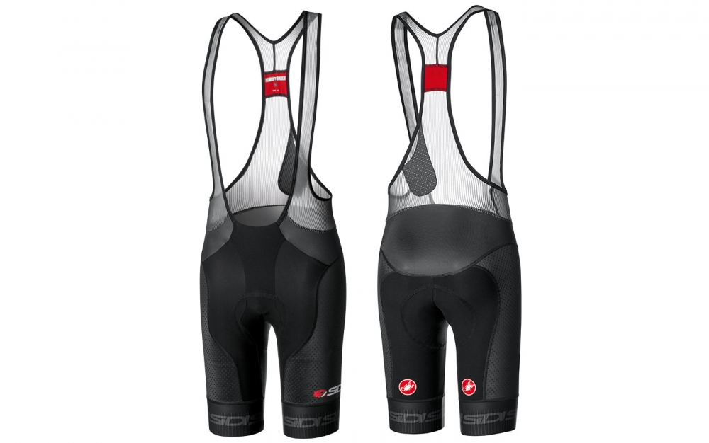 AERO RACE BIBSHORT