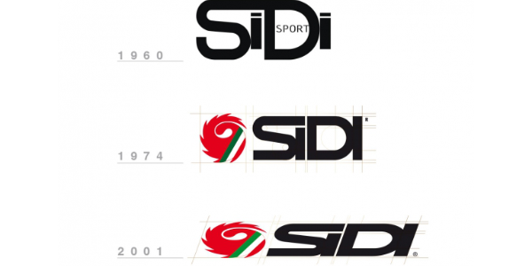 THE HISTORY BEHIND THE MOST FAMOUS SWIRL IN SPORTS: THE SIDI LOGO