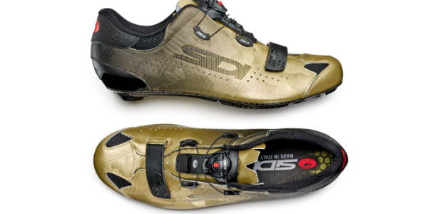 SIDI SIXTY GOLD: THE NEW LIMITED EDITION INSPIRED BY EGAN BERNAL