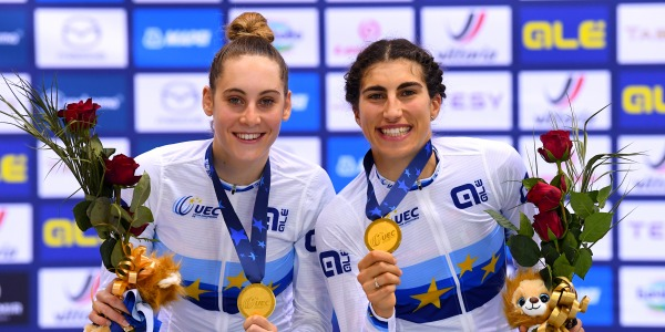 EUROTRACK 2020. BALSAMO AND GUAZZINI GIVE THE THIRD GOLD TO THE SIDI TEAM