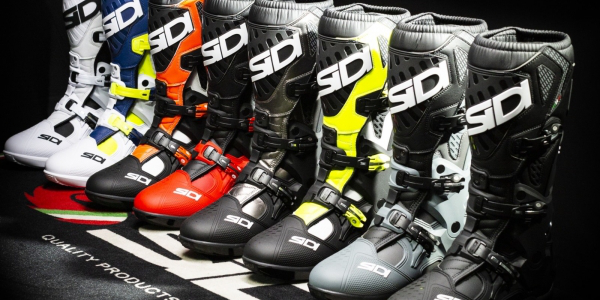 SIDI PRESENTS THE ATOJO SRS - THIS NEW BOOT IS EVEN MORE LIGHTWEIGHT AND FUNCTIONAL